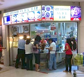 Mr Wong's cai png store