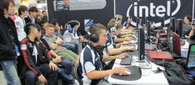 Top gamers around Asia gathered in Taipei for the Intel Extreme Masters at the Taipei Game Show in February 2010