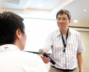 Edwin Choy's Coaching for Fathers workshop frequently guides participants to reflect aloud on their accomplishments as fathers.