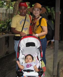 Md. Reyhan & family