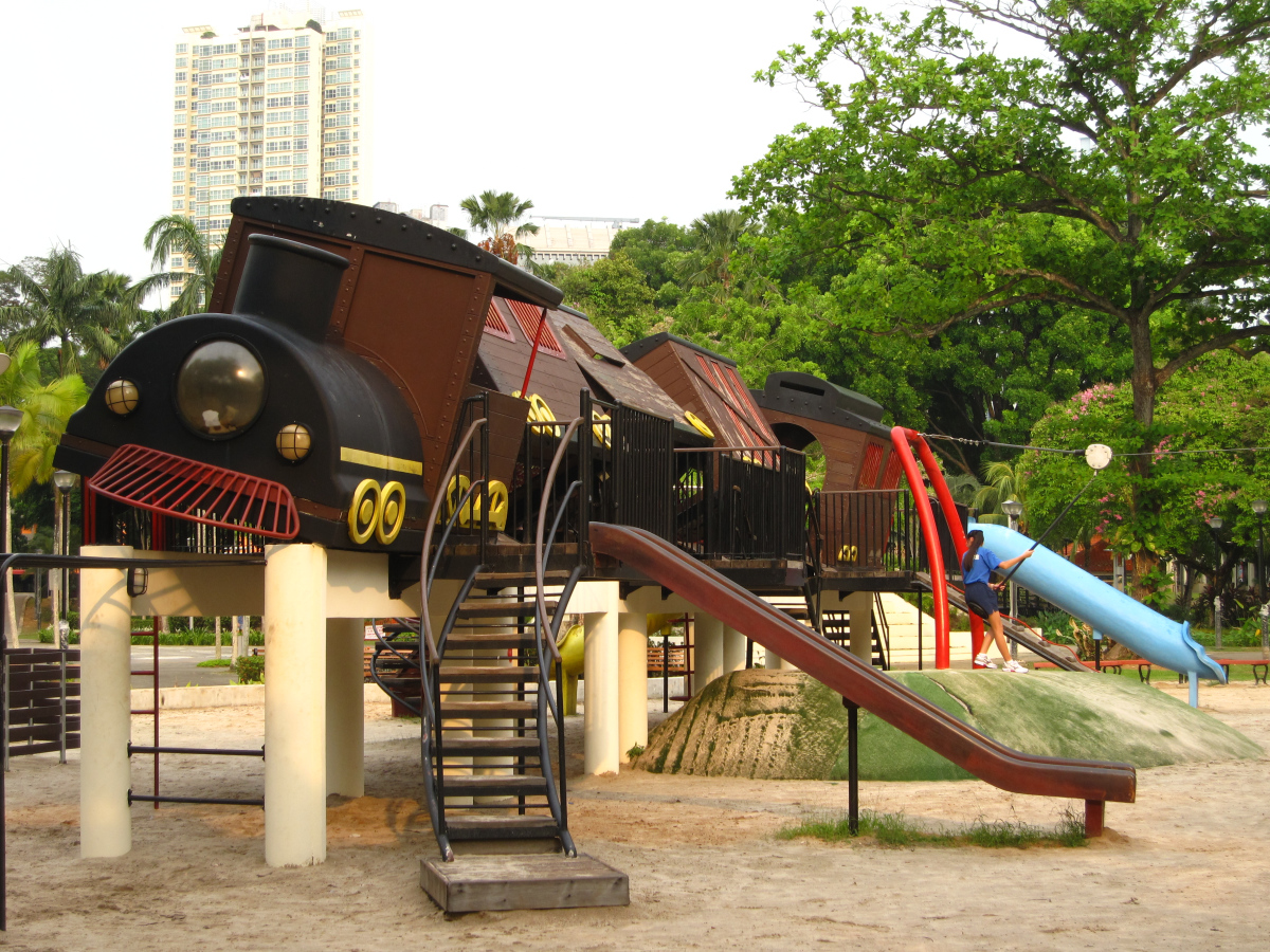 Tiong Bahru Park Adventure Playground Dads For Life Toolbox