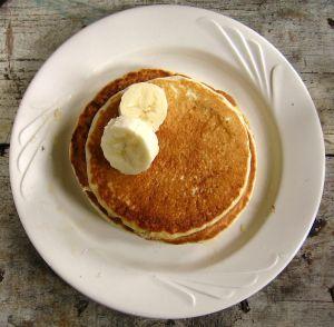 Banana_on_pancake