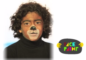 Bear Face Painting Tutorial YouTube
