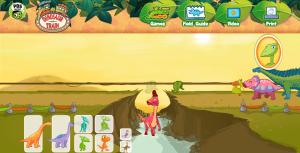 Dinosaur Train . Brachio Balance   PBS KIDS