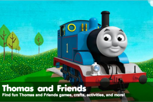 Thomas   Friends – Thomas   Friends Videos   Games   Sprout