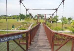 Go on an Adventure Bridge!