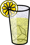 lemonade bubbly