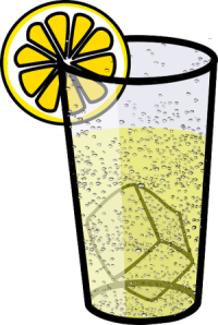 lemonade bubbly