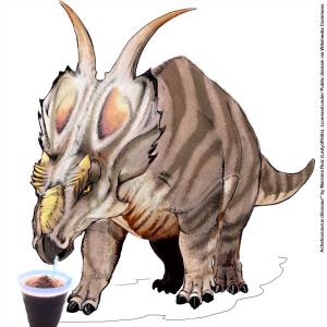 milo achelousaurus_dinosaur